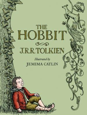 The Hobbit Hardcover  by J. R. R. Tolkien