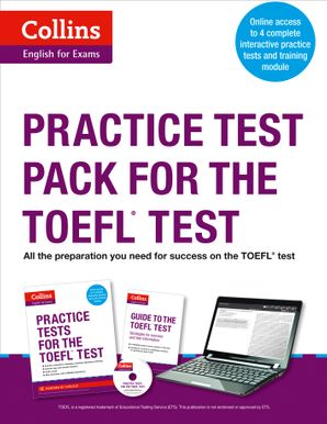 Practice Test Pack for the TOEFL Test (Collins English for the TOEFL Test )   by No Author