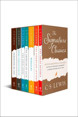 The Complete C. S. Lewis Signature Classics: Boxed Set Paperback  by Clive Staples Lewis