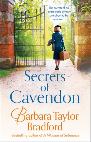 Secrets of Cavendon Paperback  by Barbara Taylor Bradford