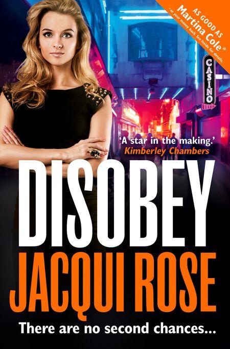 Disobey - Jacqui Rose