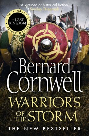 Warriors of the Storm Paperback  by Bernard Cornwell