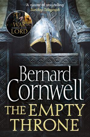 The Empty Throne (The Last Kingdom Series, Book 8) eBook  by Bernard Cornwell