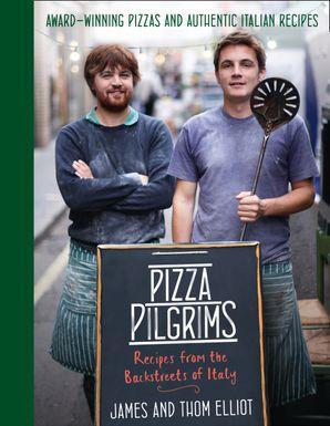 Pizza Pilgrims Hardcover  by Thom Elliot