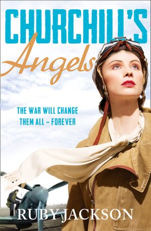 Churchill's Angels Paperback  by Ruby Jackson