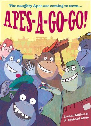 Apes-a-Go-Go!