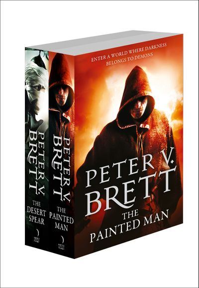 The Demon Cycle Series Books 1 and 2 - Peter V. Brett
