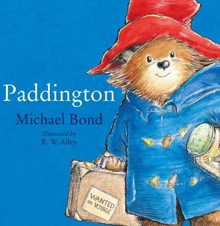 Paddington (Read Aloud) - Michael Bond, Read by Paul Vaughan, Illustrated by R. W. Alley