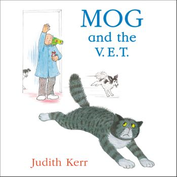 Mog and the V.E.T. - Judith Kerr, Read by Andrew Sachs