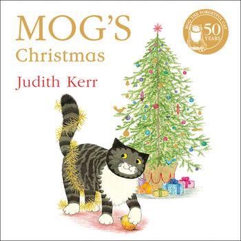 Mog's Christmas - Judith Kerr, Read by Geraldine McEwan