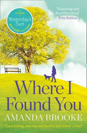 Where I Found You Paperback  by Amanda Brooke