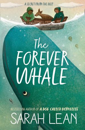 The Forever Whale Paperback  by Sarah Lean