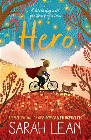 Hero Paperback  by Sarah Lean