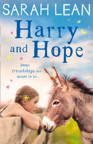 Harry and Hope Paperback  by Sarah Lean