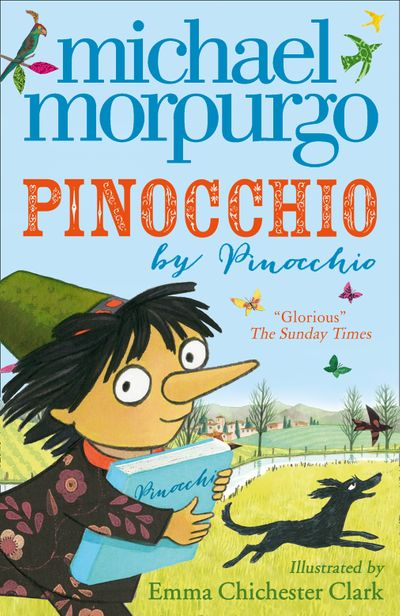 Pinocchio - Michael Morpurgo, Illustrated by Emma Chichester Clark