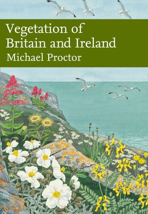 Vegetation of Britain and Ireland Hardcover Limited Signed edition by