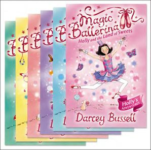 Magic Ballerina 13-18
