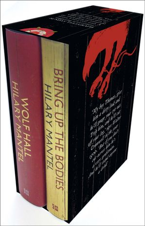 Wolf Hall and Bring Up the Bodies Hardcover Slipcase, Gift Set edition by Hilary Mantel
