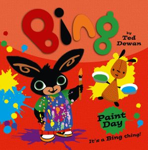 Bing: Paint Day