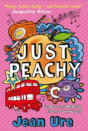 Just Peachy Paperback  by