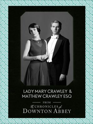 Lady Mary Crawley and Matthew Crawley Esq.