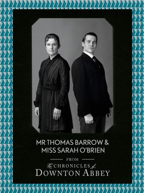 Mr Thomas Barrow and Miss Sarah O'Brien eBook  by Jessica Fellowes