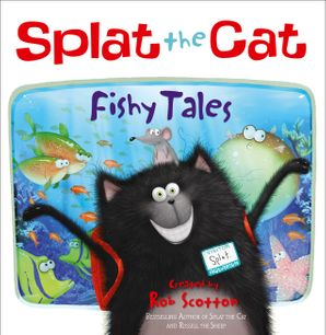 Fishy Tales! Paperback  by Rob Scotton