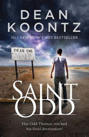 Saint Odd Paperback  by Dean Koontz