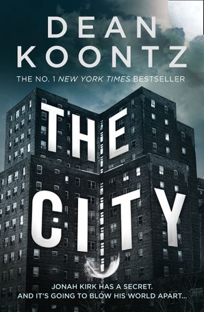 The City Paperback  by Dean Koontz