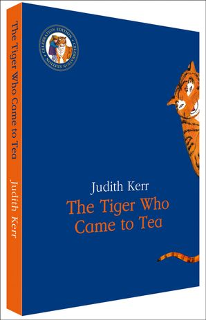 The Tiger Who Came to Tea Slipcase Edition Hardcover  by