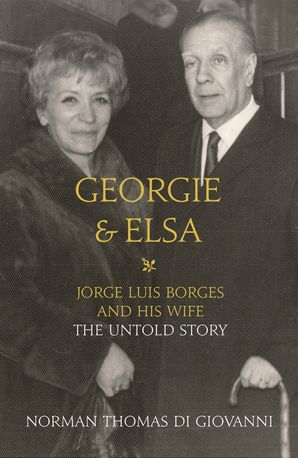 Georgie and Elsa Hardcover  by Norman Thomas di Giovanni