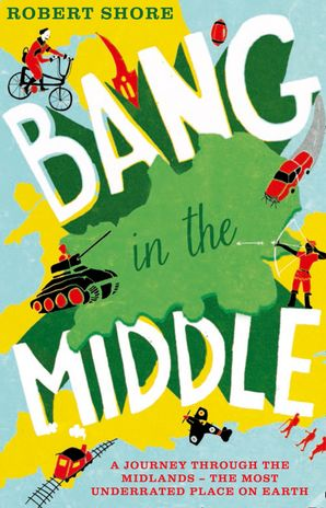Bang in the Middle Paperback  by