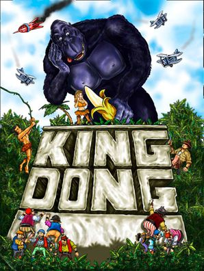 King Dong eBook  by Edgar Rider Ragged
