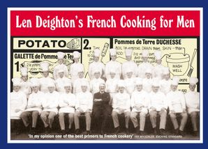 len-deightons-french-cooking-for-men-50-classic-cookstrips-for-todays-action-men