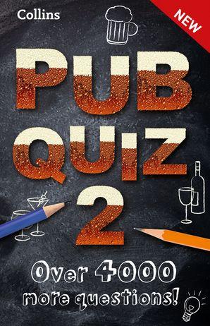 Collins Pub Quiz 2 Paperback  by No Author