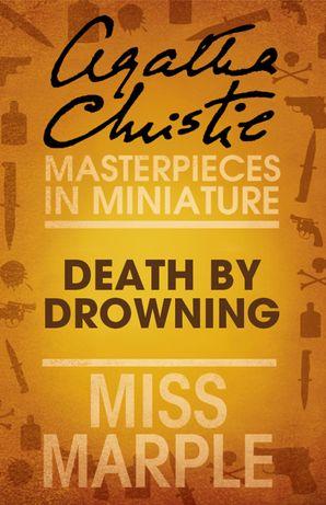 Death by Drowning eBook  by Agatha Christie