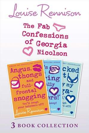 Fab Confessions of Georgia Nicolson: Books 1-3