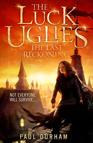 The Last Reckoning Paperback  by Paul Durham