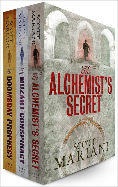Scott Mariani 3 Book Bundle - Scott Mariani