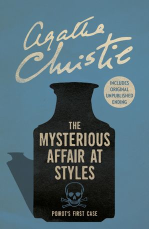 The Mysterious Affair at Styles Paperback  by