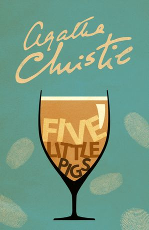 Five Little Pigs Paperback  by Agatha Christie