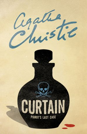 Curtain Paperback TV tie-in edition by Agatha Christie