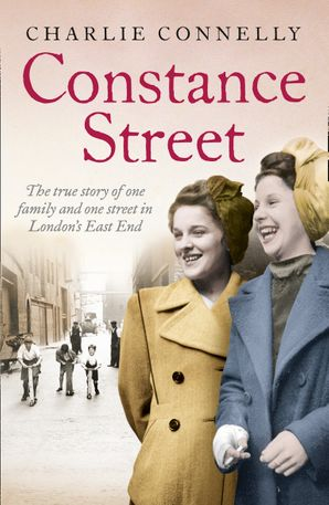 Constance Street Paperback  by Charlie Connelly