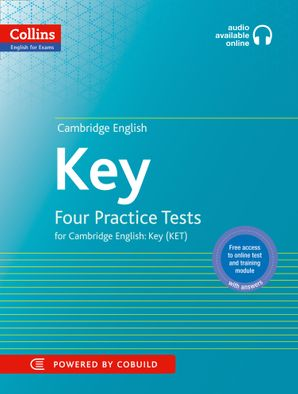 Practice Tests for Cambridge English: Key : KET (Collins Cambridge English) Paperback  by Katie Foufouti