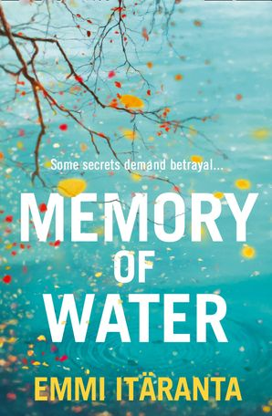 Memory of Water Paperback  by