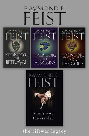 The Riftwar Legacy: The Complete 4-Book Collection eBook  by Raymond E. Feist