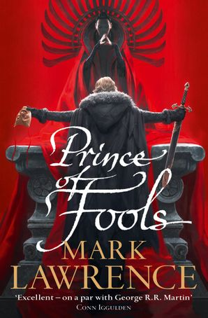 Prince of Fools (Red Queen's War, Book 1) eBook  by Mark Lawrence