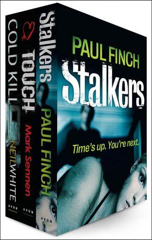 Best of British Crime 3 E-Book Bundle eBook  by Mark Sennen