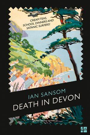 Death in Devon Paperback  by Ian Sansom