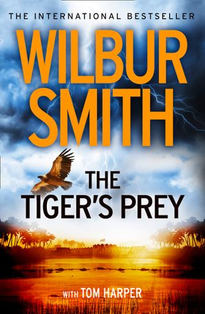 The Tiger's Prey Paperback  by Wilbur Smith